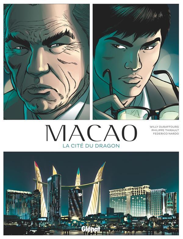 Macao t.1 ; la cité du dragon