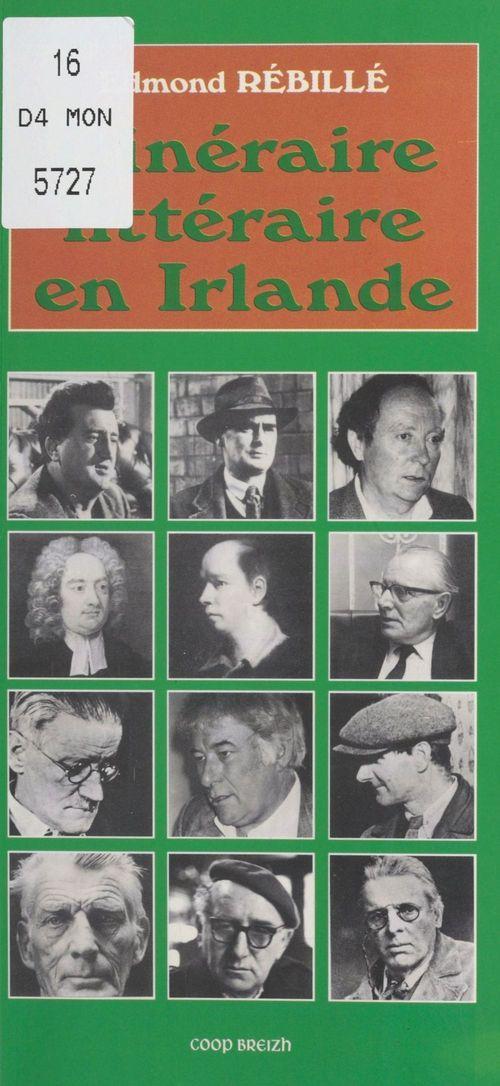 Itineraire litteraire en irlande