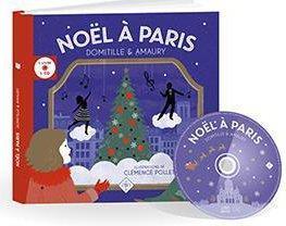 NOEL A PARIS - LES PLUS BELLES CHANSONS DE NOEL DANS UN UNIVERS JAZZY-SWING ET PARISIEN !