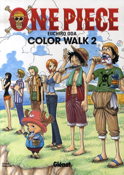 One Piece Color Walk T.2
