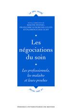 Vente Livre Numérique : Les négociations du soin  - Florence Douguet - Françoise le Borgne-Uguen - Simone Pennec