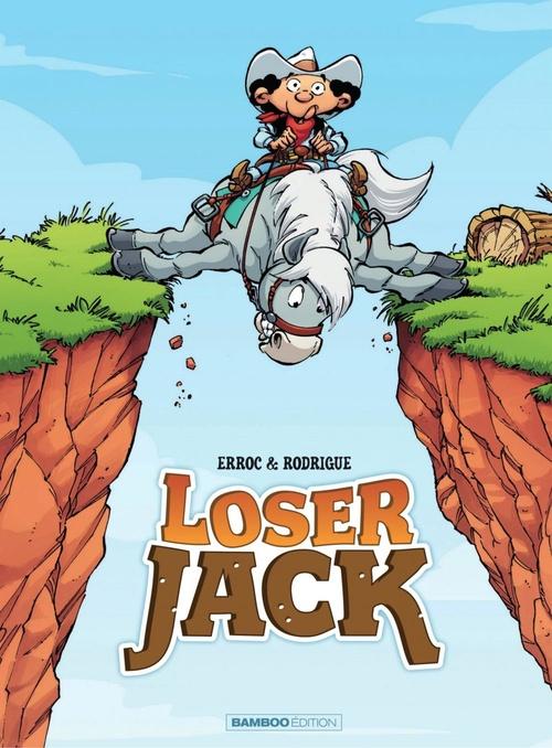 Vente Livre Numérique : Loser Jack - Tome 1  - Erroc