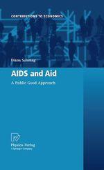 AIDS and Aid  - Diana Sonntag
