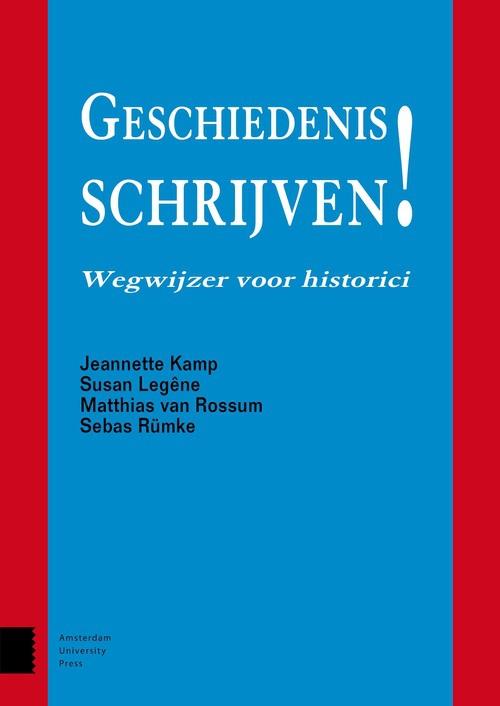 Geschiedenis schrijven!