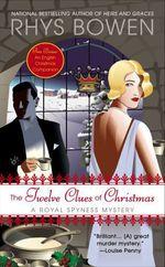 Vente EBooks : The Twelve Clues of Christmas  - Rhys BOWEN