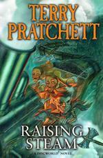 Vente Livre Numérique : Raising Steam  - Terry Pratchett