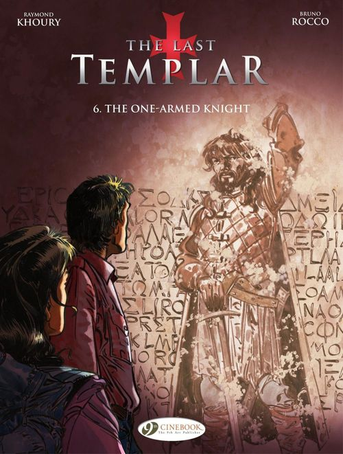 the last templar t.6 ; the one-armed knight