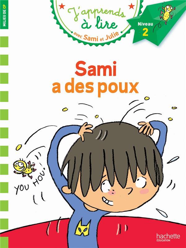 Sami et Julie ; Sami a des poux