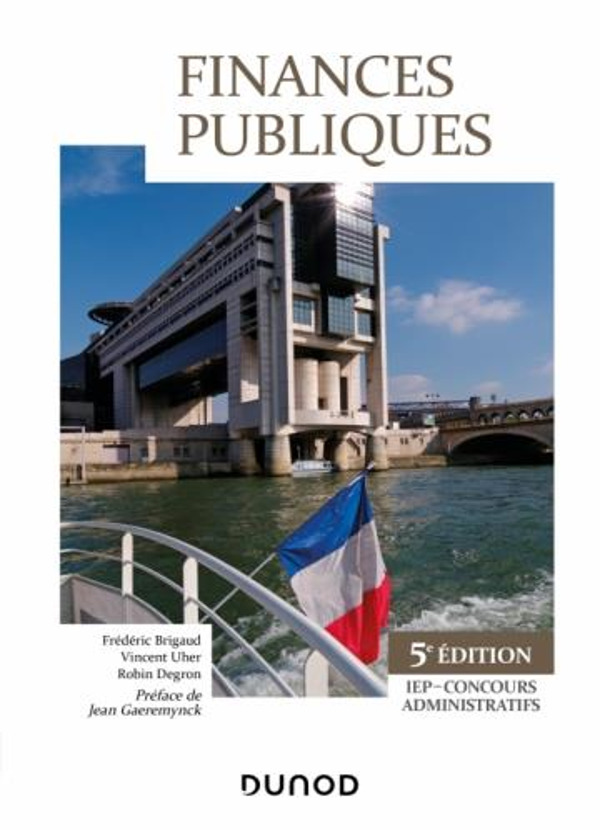 finances publiques : IEP - concours administratif (5e édition)