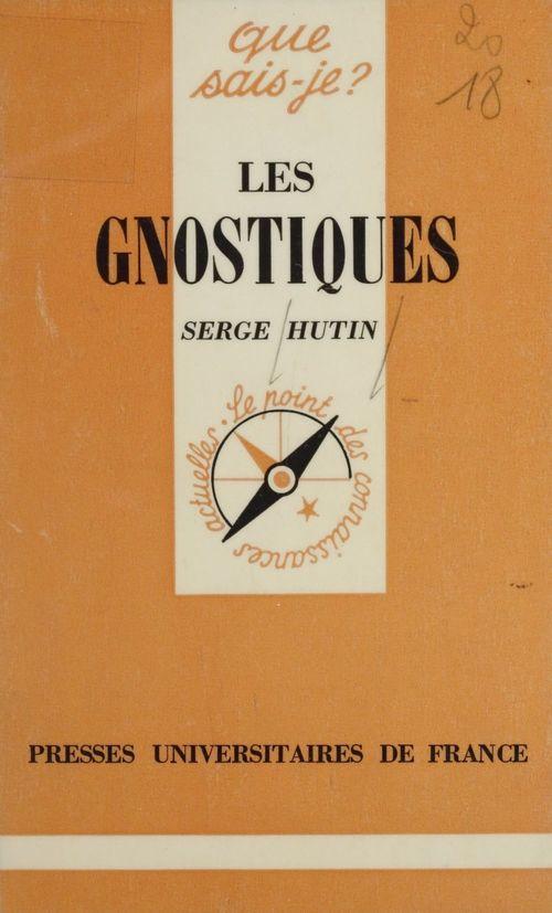les gnostiques qsj 808