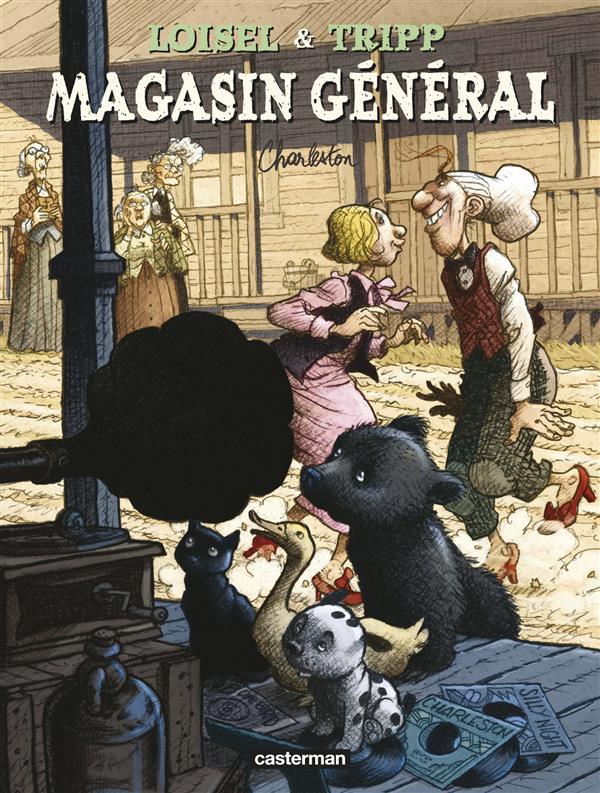Magasin général T.7 ; Charleston
