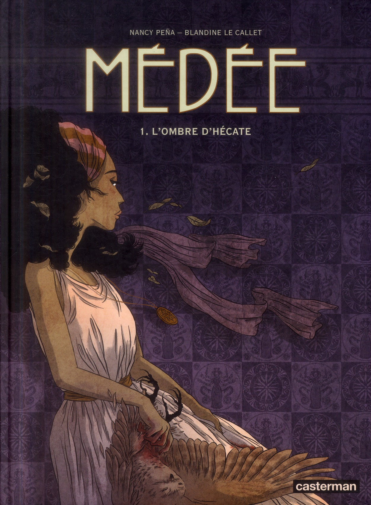 Médée T.1 ; l'ombre d'Hécate