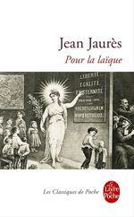 Vente EBooks : Pour la laïque  - Jean Jaurès