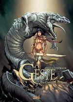 La Geste des Chevaliers Dragons T03  - Ange - Sylvain Guinebaud
