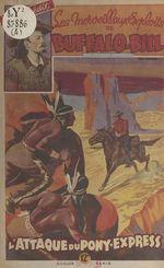 L'attaque du Pony-express  - George Fronval
