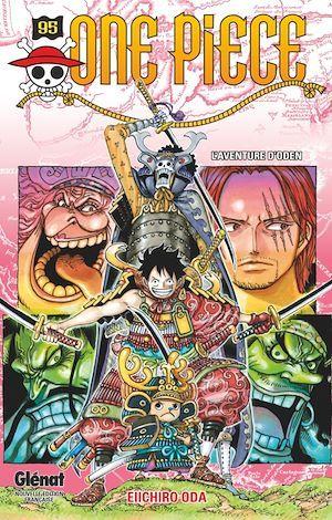 One Piece - édition originale T.95 ; l'aventure d'Oden