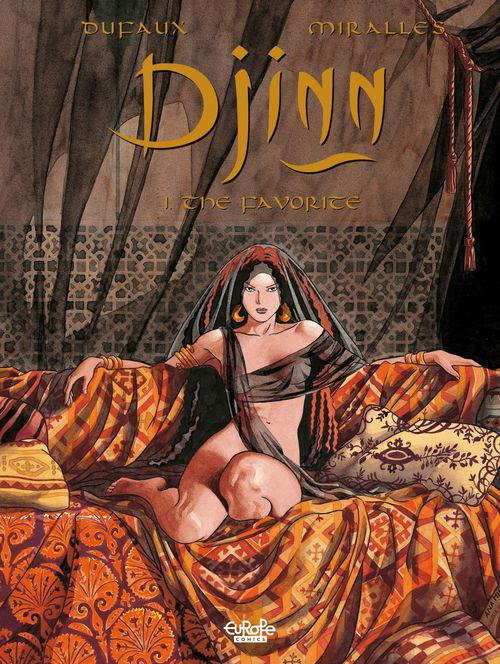 Djinn - Volume 1 - The Favorite