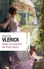 Vente Livre Numérique : Dans la lumière de Pont-Aven  - Colette Vlerick