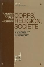 Vente Livre Numérique : Corps, religion, société  - Jean-Baptiste Martin - François LAPLANTINE