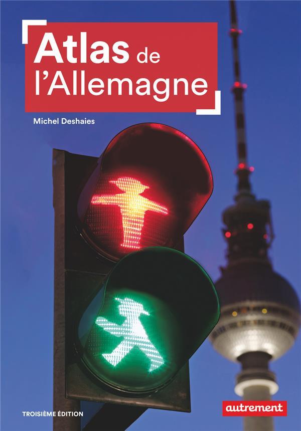 Atlas de l'Allemagne (3e édition)