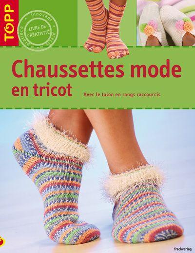 Chausssettes mode en tricot