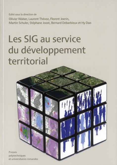 Les Sig Au Service Du Developpement Territorial