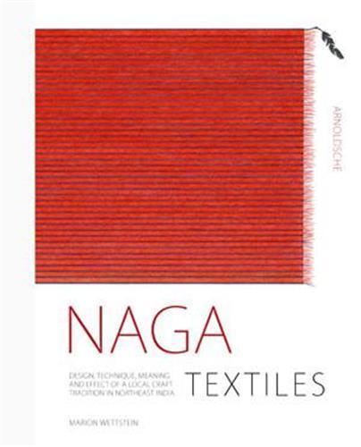 Naga textiles /anglais