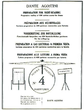 Preparation Au Dechiffrage T.4 ; Difficile ; Etudes De Partitions En 3/4, 5/4 ; Batterie