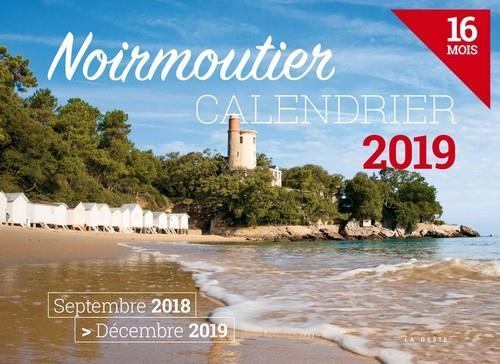 Calendrier ; Noirmoutier