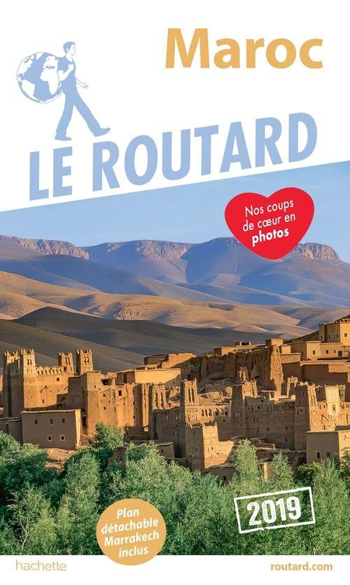 Guide du Routard Maroc 2019