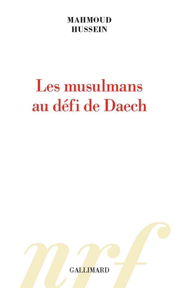 Les musulmans au défi de Daech