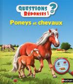Vente Livre Numérique : Poneys et chevaux - Questions/Réponses - doc dès 5 ans  - Anne-Sophie Baumann
