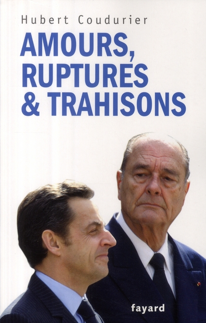 Amours, ruptures & trahisons