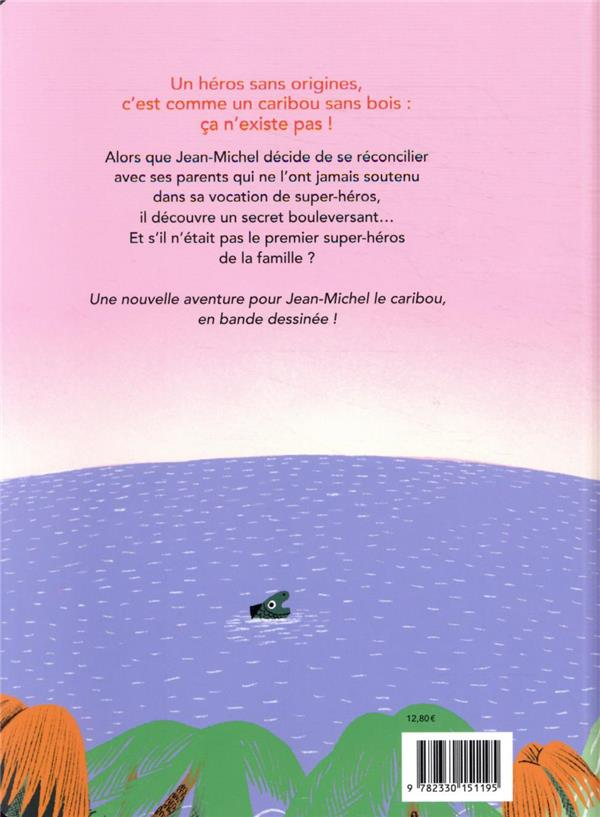 Jean-Michel : les origines