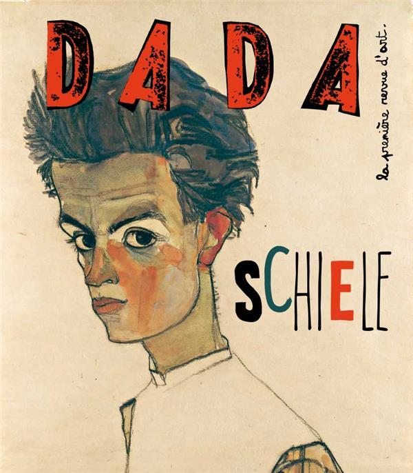 Revue dada n.231 ; schiele