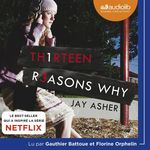 Vente AudioBook : 13 Reasons Why  - Jay Asher