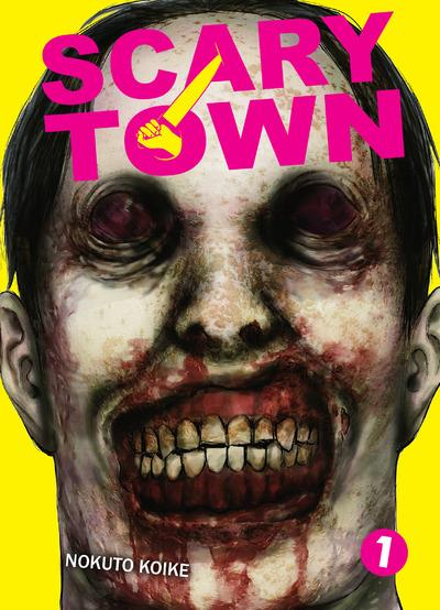 Scary Town T.1