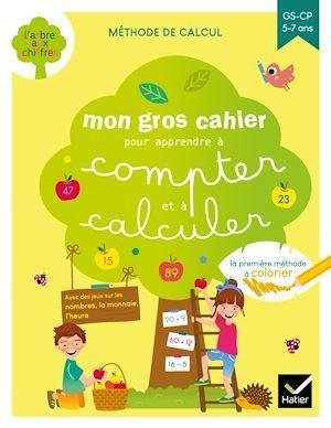Vente Livre Numérique : Mon gros cahier pour apprendre à compter et à calculer  - Marie-Hélène Van Tilbeurgh  - Isabelle Arnaudon
