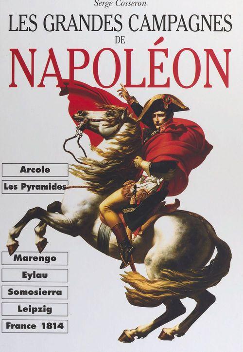 Les grandes campagnes de napoleon