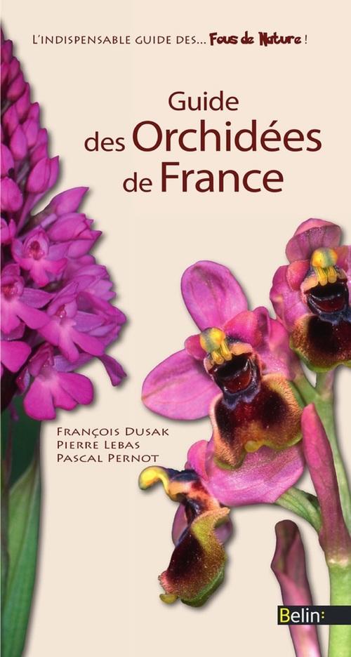 Guide des orchidées de France