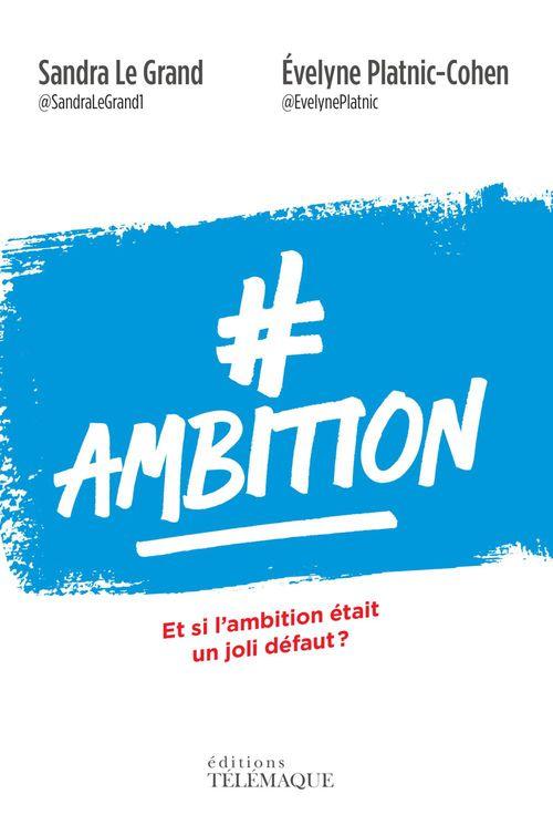 Ambition ; et si l'ambition était un joli défaut