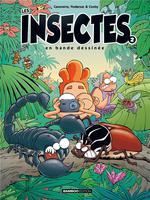 Les insectes en bande dessinée t.2