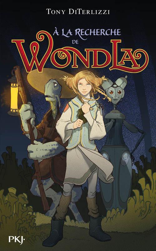 Wondla t.1 ; à la recherche de Wondla