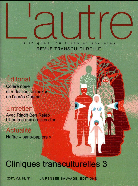 Revue l'autre n.18/1 ; cliniques transculturelles 3