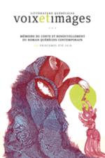 Vente Livre Numérique : Voix et Images. vol. 43, no. 3, printemps-été 2018  - SYLVIE VIGNES - Marie-Pier Luneau - Marise Belletête - SOPHIE MÉNARD - Marie-Hélène Larochelle - Carmélie Jacob - Jonathan Liv