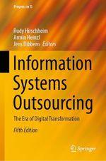 Information Systems Outsourcing  - Jens Dibbern - Armin Heinzl - Rudy Hirschheim