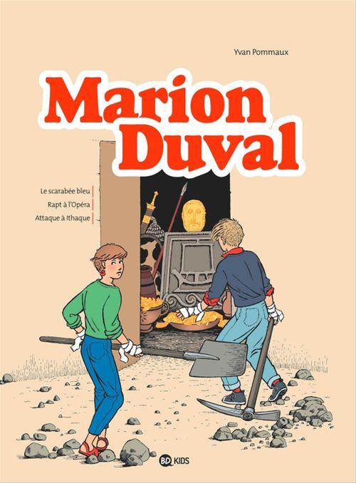 Marion Duval ; INTEGRALE VOL.1 ; T.1 A T.3