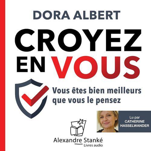 Vente AudioBook : Croyez en vous  - Dora Albert