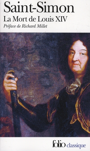 La mort de Louis XIV (1715)