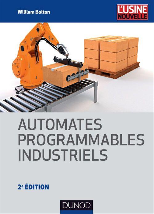 Automates programmables industriels (2e édition)